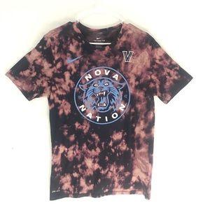 Villanova Custom tiedye T-shirt